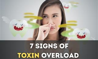 Is Your Body Flooded With Toxins? 7 Telltale Symptoms