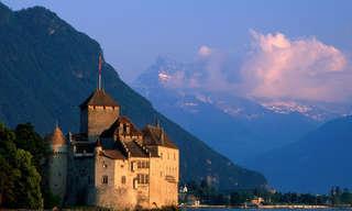30 Scenic Photos Of Switzerland