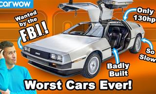 10 of the Worst Car Models in History