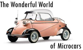 The Wondrous World and History of Microcars