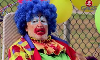 This Alcoholic Clown Prank Is Ridiculously Amusing!