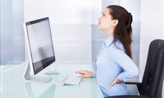 Don't Let Your Posture Wreak Havoc on Your Body! Try This!