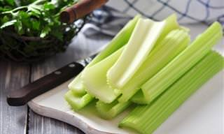 10 Amazing Health Benefits of Celery