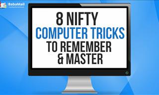 8 Computer Tricks to Remember and Master