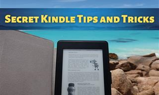 You'll Love Your Kindle More After Learning These 8 Tricks