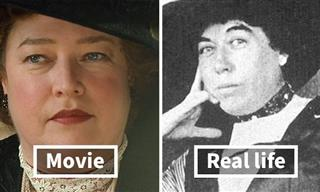 History vs. Hollywood: The Real Voyagers of the Titanic