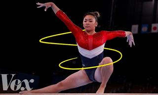 """Why Is the """"Wolf Turn"""" Such a Big Deal In Gymnastics?"""