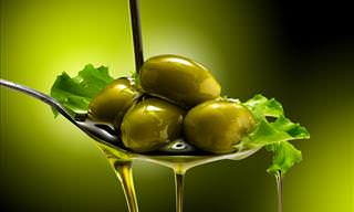Did you Know That Olive Oil Was This Useful?