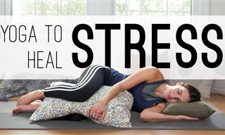 A Beginners Yoga Sequence to Alleviate Stress