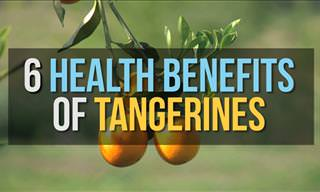 6 Amazing Health Benefits of Tangerines