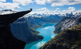 Gorgeous Must-See Sights In and Around Trolltunga, Norway!