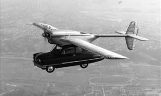Which of These Flying Cars Would You Like in Your Garage?