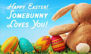 Send an Easter Greeting to a Dear Friend