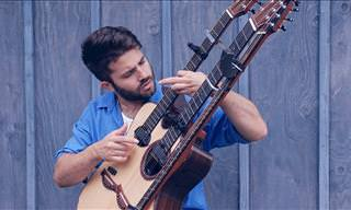 This Special Guitar Will Surprise You With Its Sound