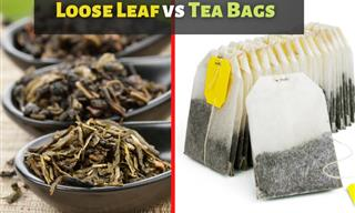 Loose Leaf Tea vs Tea Bags: the Key Differences You Must Know