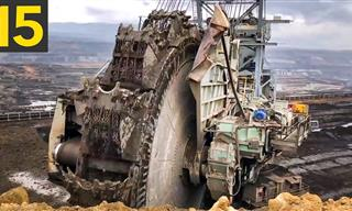 The Most Powerful Industrial Machines in The World
