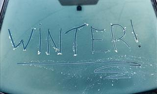 Defrost Your Windscreen in Seconds With These Methods