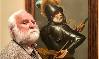 20 People Who Discovered Their Doppelgangers in a Museum