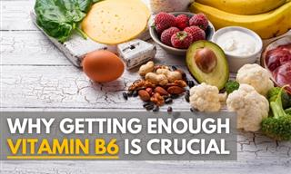 Why Getting Enough Vitamin B6 Is Crucial & How to Get Enough of It
