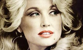 Dolly Parton! Is There Anybody Who Doesn't Love Her?