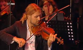 David Garret Can Play the Violin Like No Other...