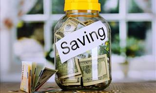 Tips to Saving Money