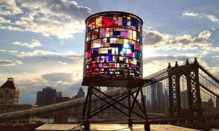 Artistic & Marvelous Water Towers