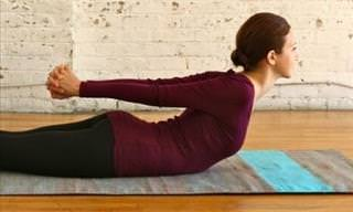 5 Poses for Spinal Strength