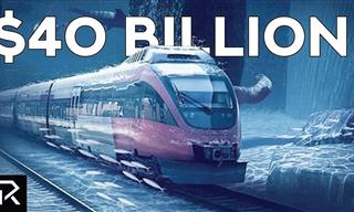 How Would it Be like to Ride an Underwater Bullet Train?
