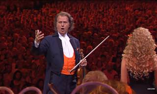 André Rieu Orchestras a Powerful O Fortuna