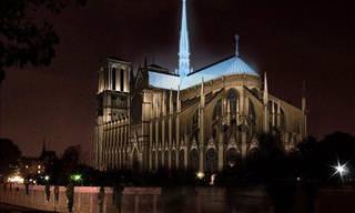7 Ways Designers Suggest Rebuilding Notre Dame