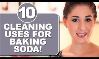 Here Are the Top Ten Uses for Baking Soda!