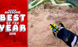 Incredible Stunts and Extreme Sports - Best of 2019
