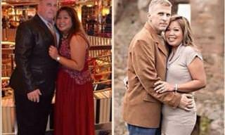 Couples Who Lost Weight Together