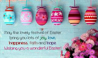 Wish Someone Dear a Happy Easter!