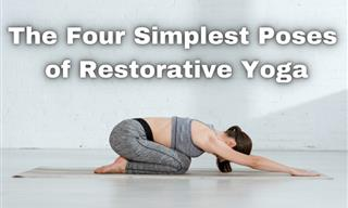 Restorative Yoga: Health Benefits and 4 Simple Poses