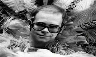 Elton John's 'Sorry Seems to Be the Hardest Word'
