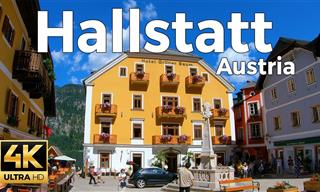 Traveling Through Hallstatt, the Most Beautiful Village of the World