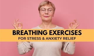7 Breathing Exercises to Alleviate Stress and Anxiety