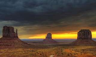 Monument Valley - Where Giants Play...