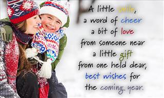 Share These Greetings With Loved Ones This Xmas