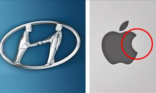 Secrets Hidden Behind These 10 Famous Logos