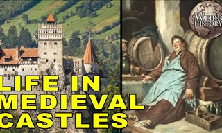 Here Is a Look At The Reality of Life in Medieval Castles