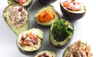 9 Stuffed Avocado Recipes