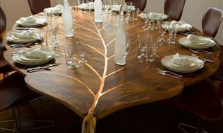 Wonderfully Designed Tables That Everyone Would Love!