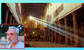 A Journey to the Church of Nativity in Bethlehem