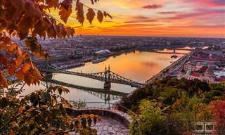 A Photo Series of Budapest in Fall