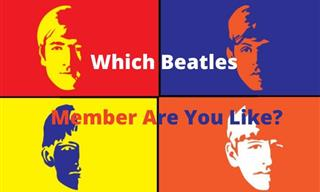 Personality Test: Which Beatles Member Are You Like?