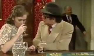 WATCH: One of the Funniest Sketches From the Two Ronnies