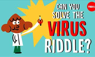 LOGIC RIDDLE: Stop The Virus!